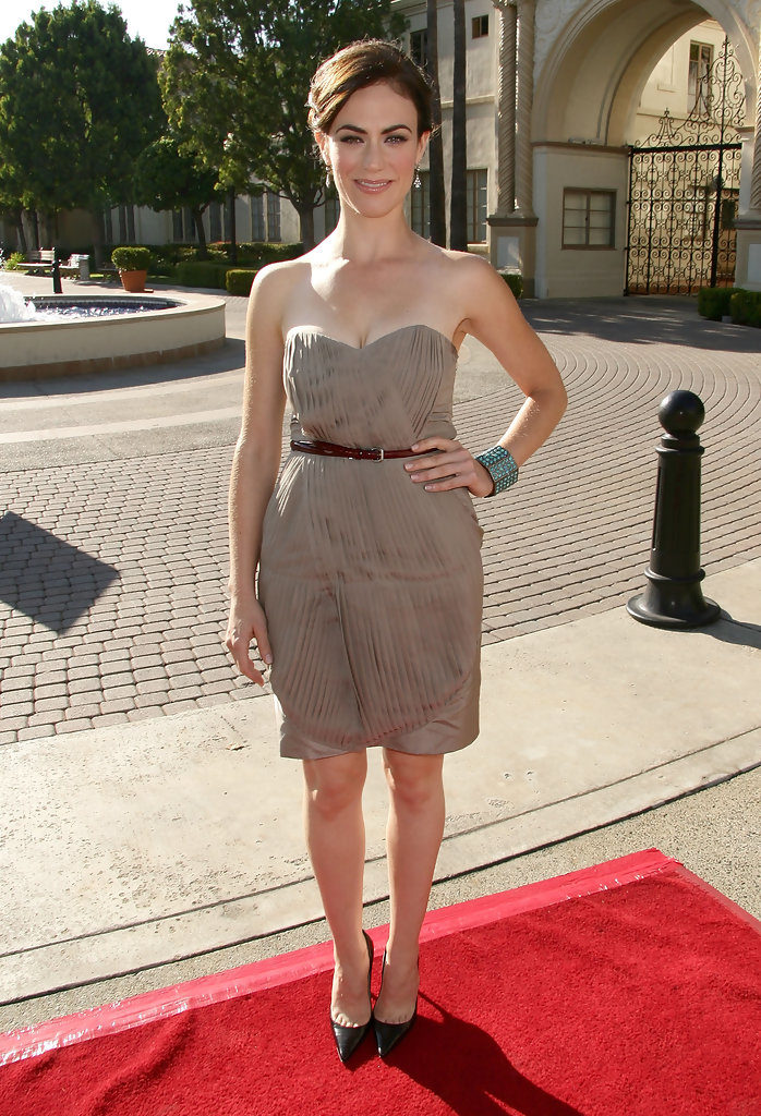 Maggie Siff At Redcarpet Photos