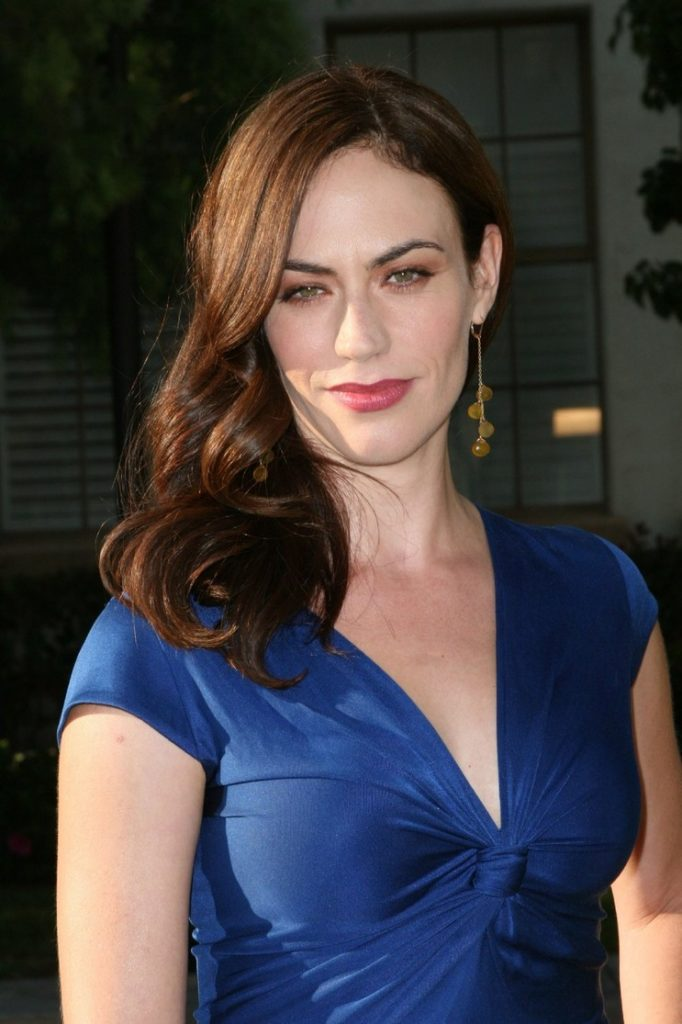 Maggie Siff Makeup Photos
