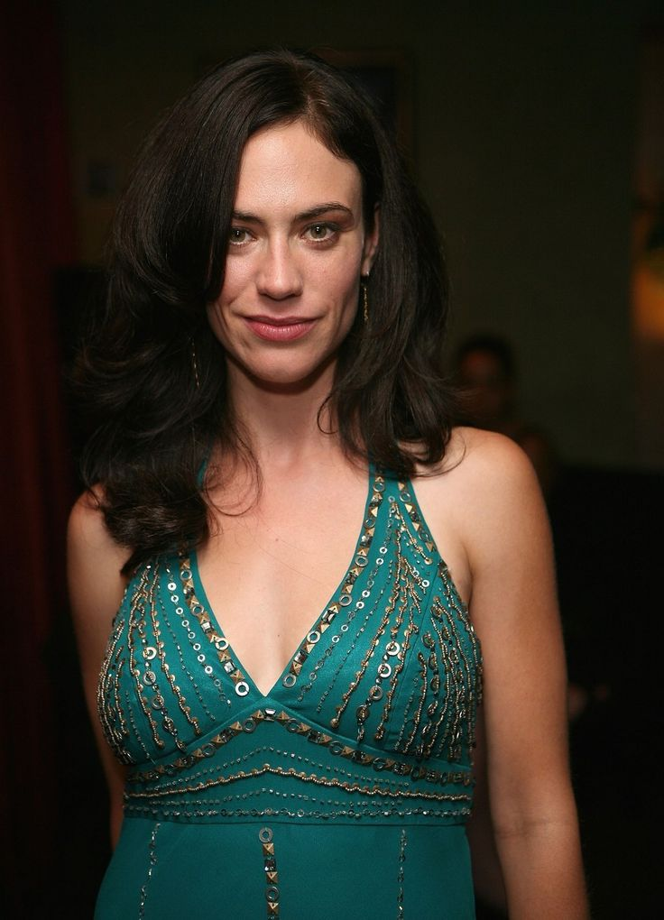 Maggie Siff Topless Images