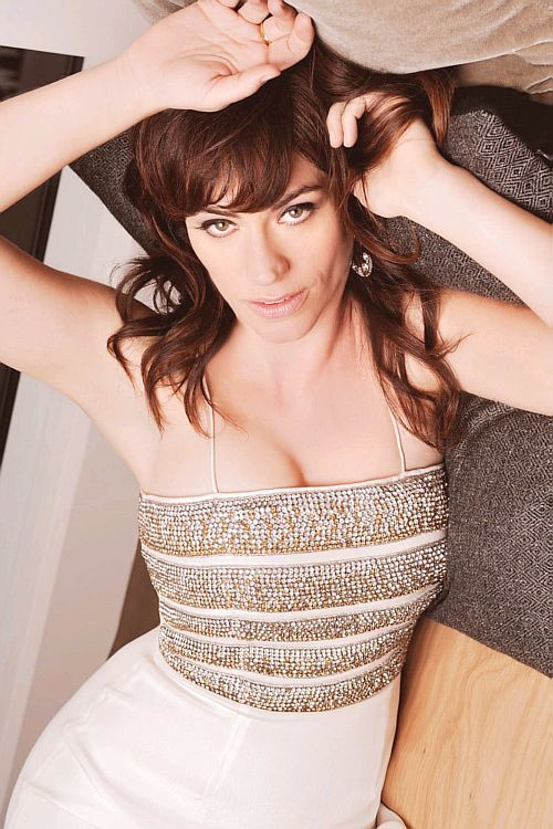 Maggie Siff Topless Photos