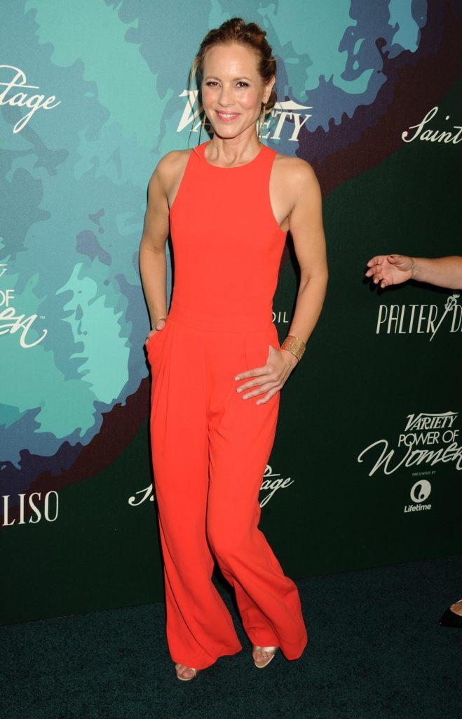 Maria Bello Leggings Pics