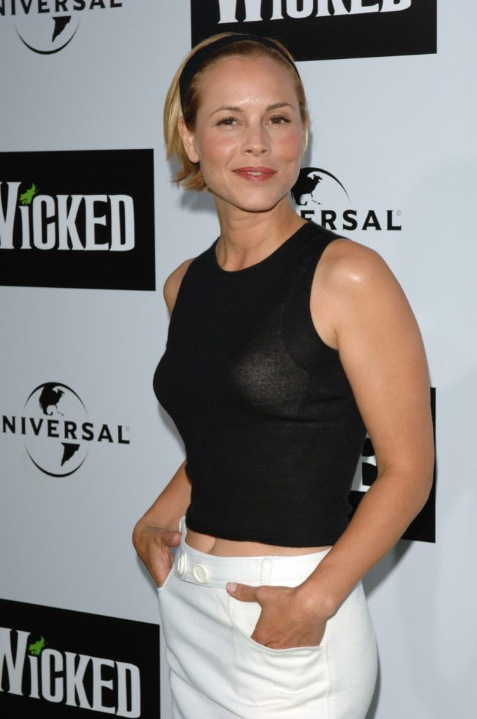 Maria Bello Muscles Images
