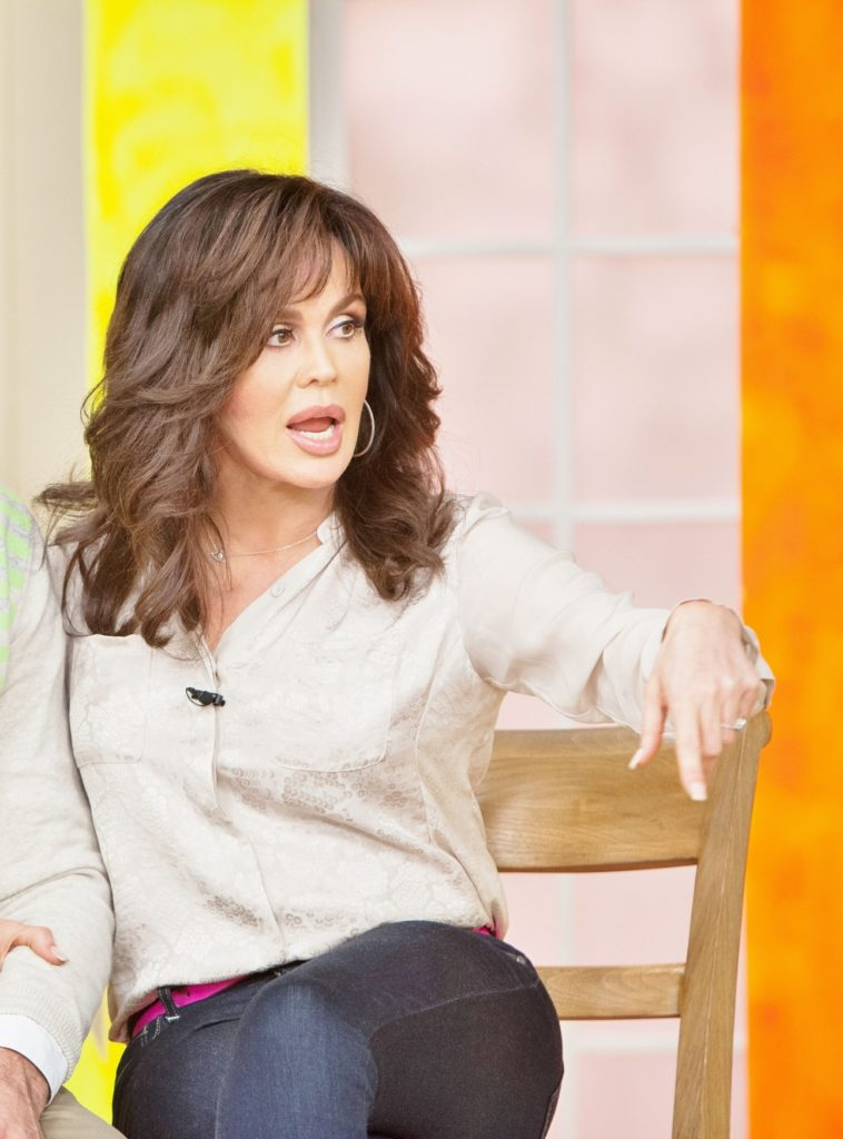 Marie Osmond Hair Style Images