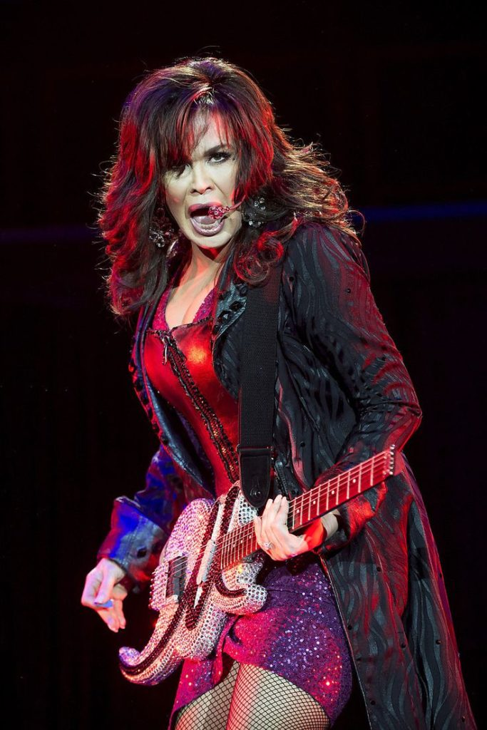 Marie Osmond Hot Pics On Stage