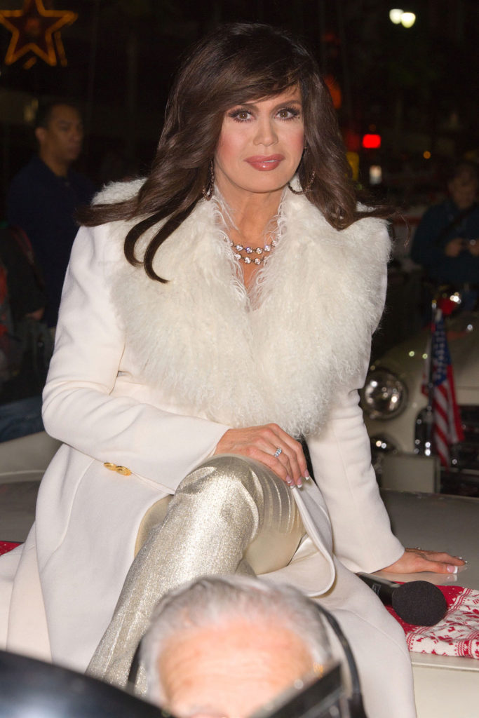 Marie Osmond Winter Look Images