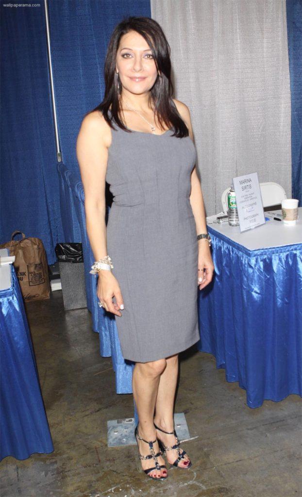 Marina Sirtis Feet Pictures