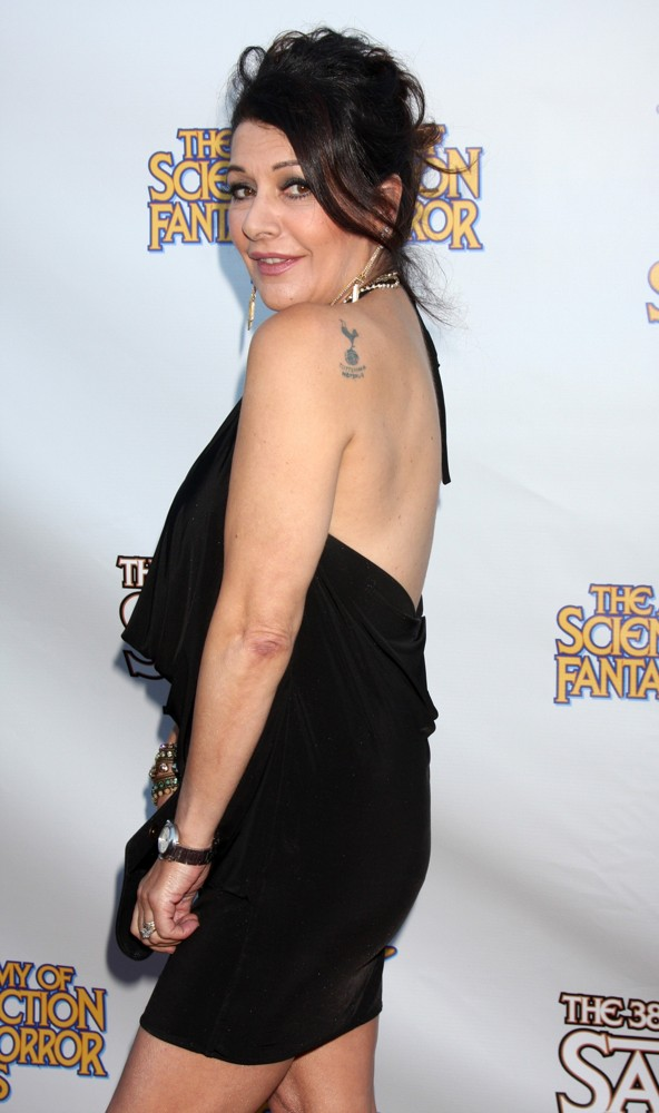Marina Sirtis IN Lingerie Images