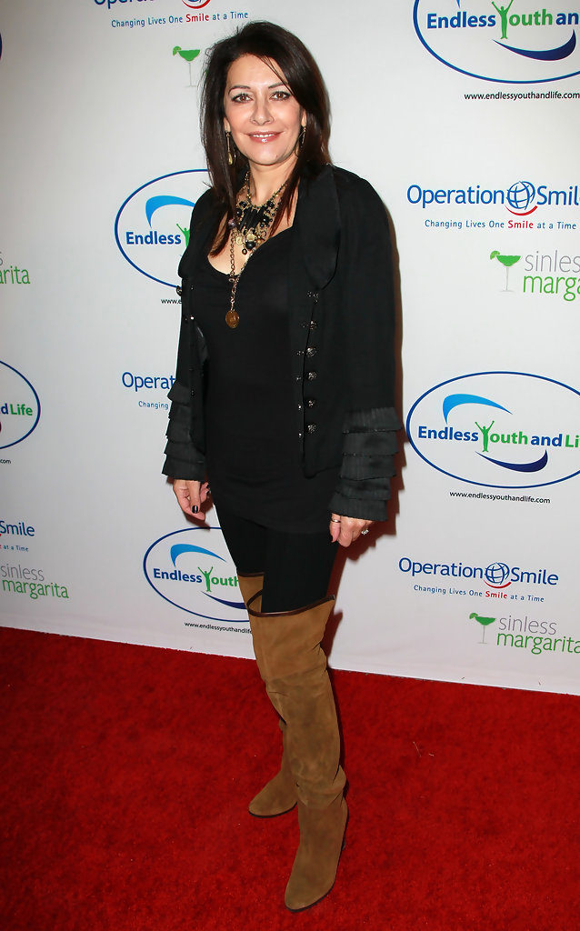 Marina Sirtis In Lingerie Pics