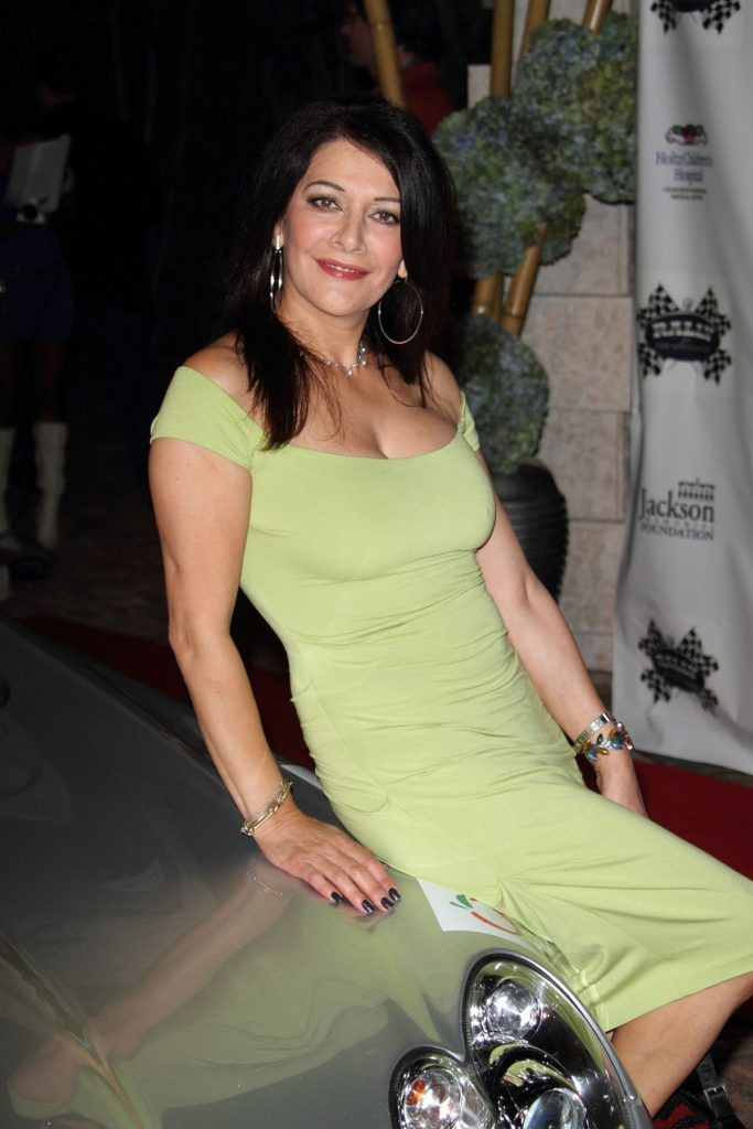 Marina Sirtis Muscles Pictures
