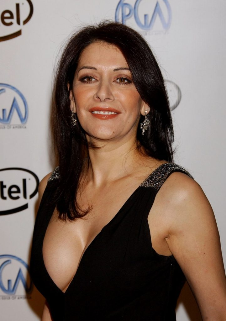 Marina Sirtis Topless Pictures
