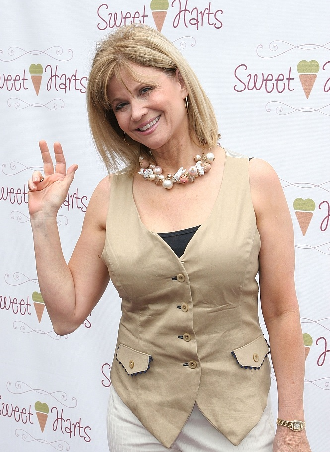 Markie Post Oops Moment Images