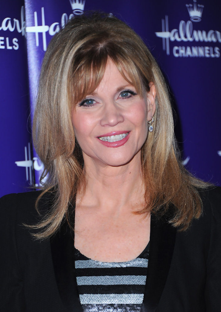 Markie Post Sexy Smile Wallpapers