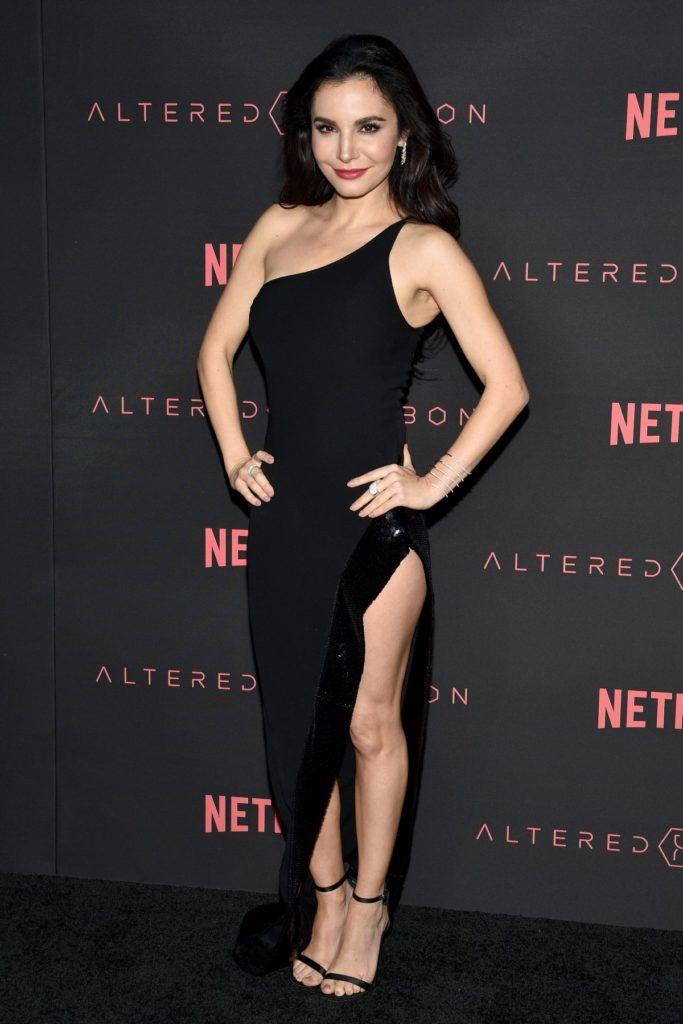Martha Higareda In Undergarment Pics