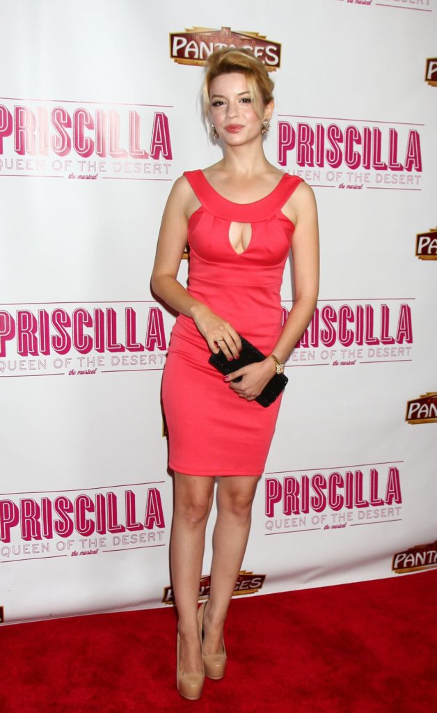Masiela Lusha Legs Images