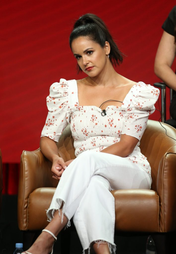 Melissa Fumero On the Show Images