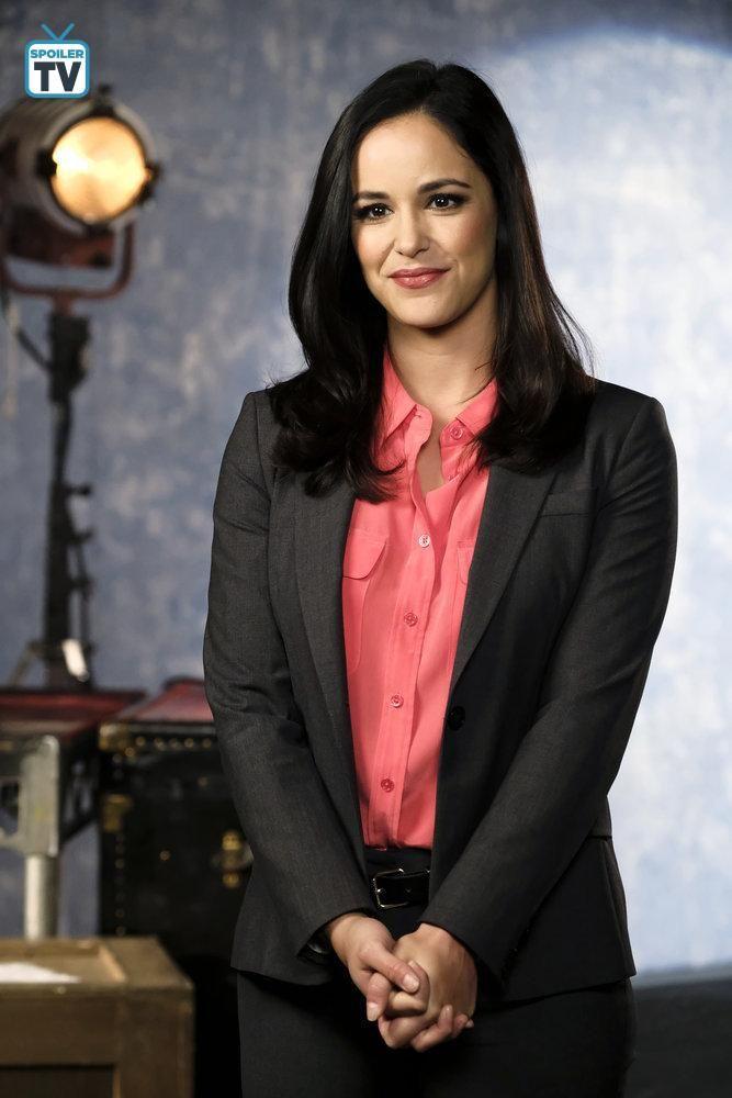 Melissa Fumero Smile Face Photos