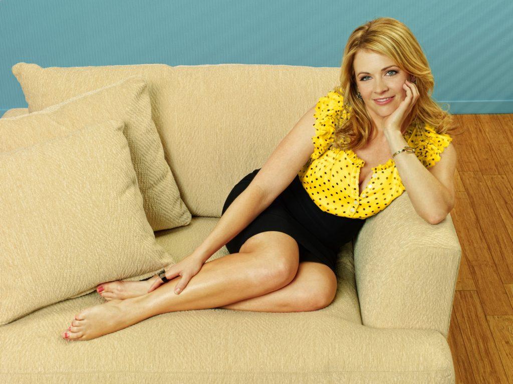Melissa Joan Hart In Undergarment Photos