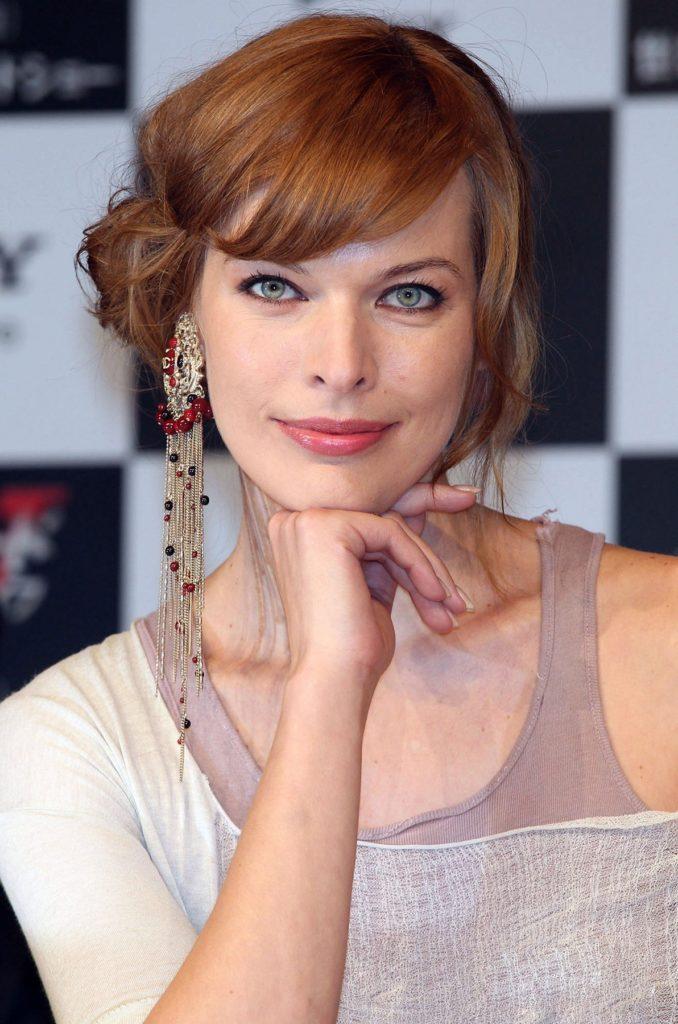 Milla Jovovich Hot Sexy Pics