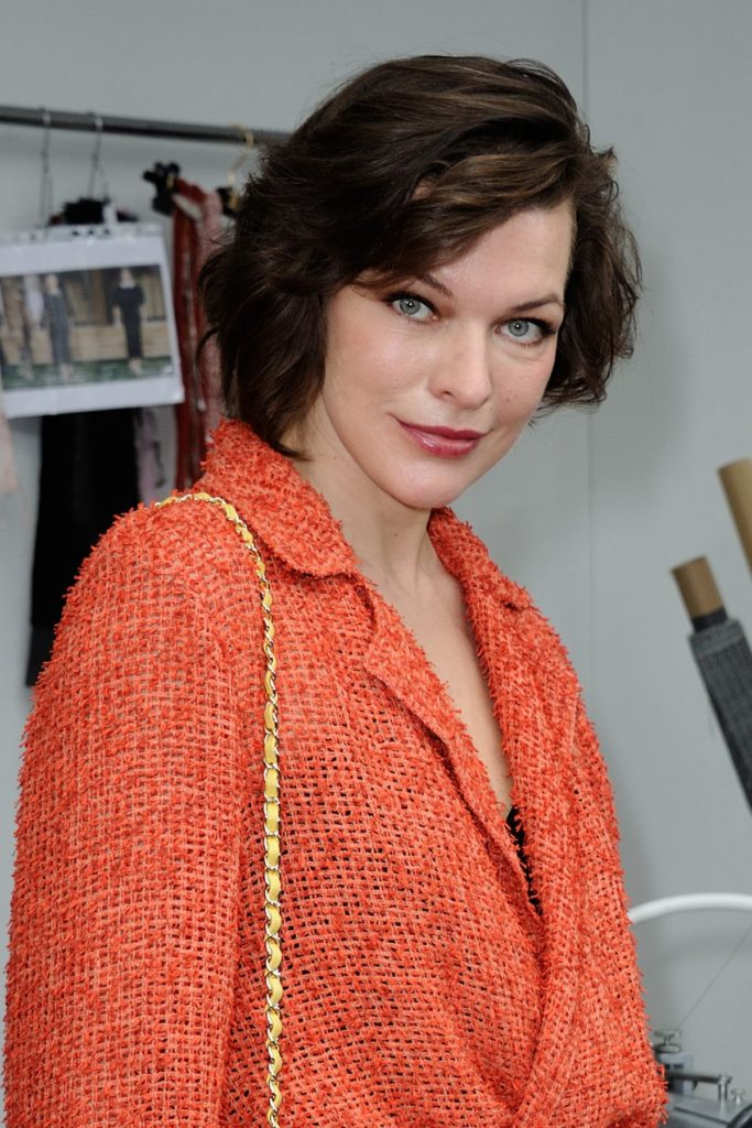 Milla Jovovich Leaked Photos