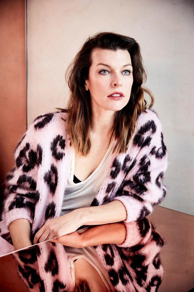 Milla Jovovich Pics Gallery