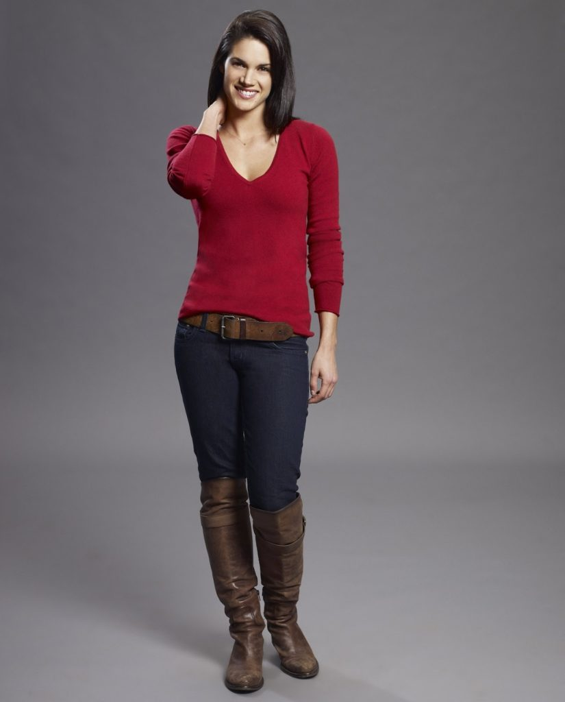 Missy Peregrym In Jeans Pictures