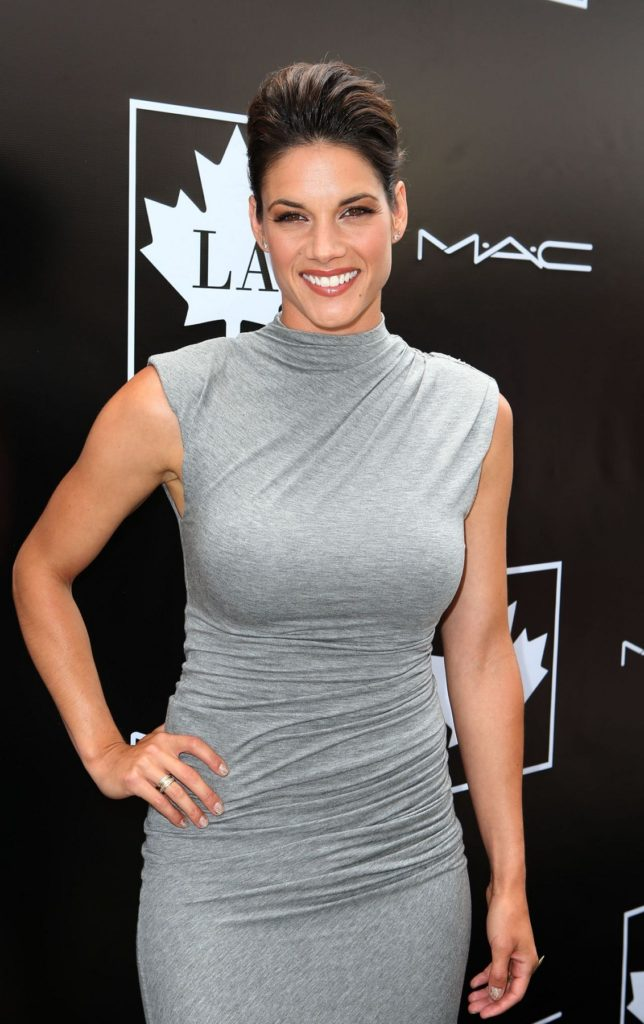 Missy Peregrym Muscles Images