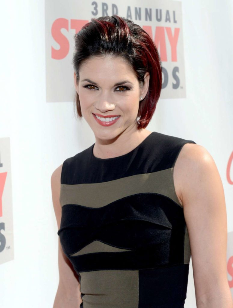 Missy Peregrym Muscles Pictures