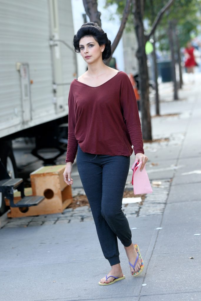 Morena Baccarin In Jeans Pictures