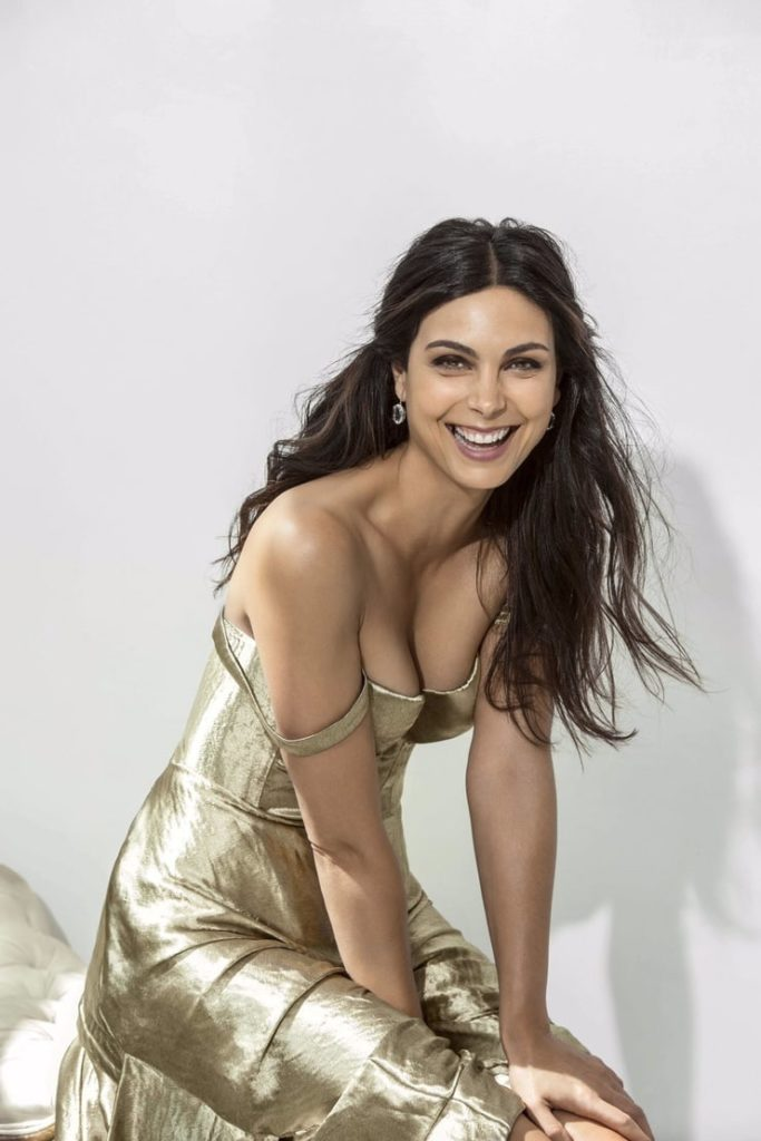 Morena Baccarin Topless Wallpapers