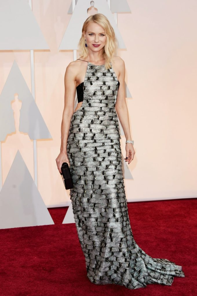 Naomi Watts In Gown Pictures