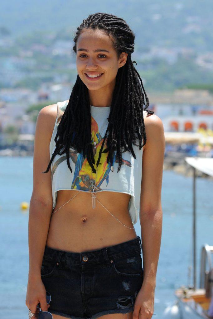 Nathalie Emmanuel In Bra Panty Pics
