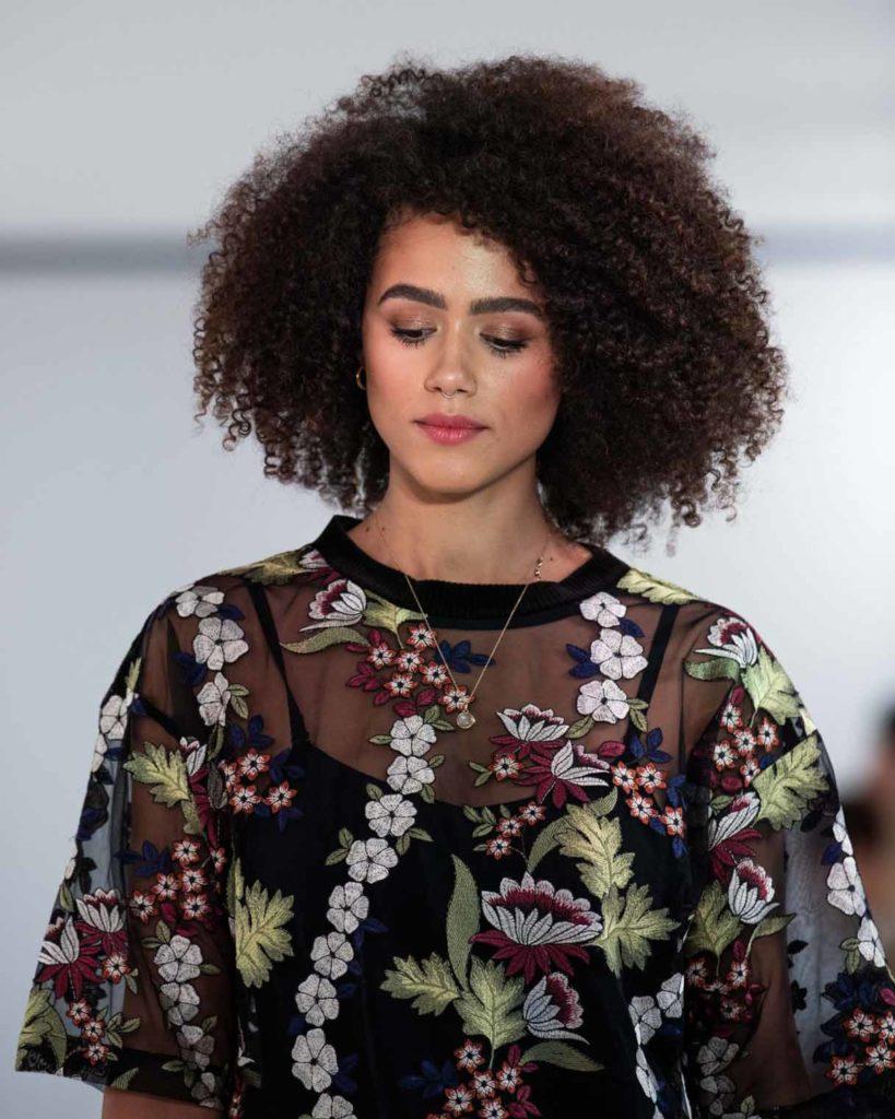 Nathalie Emmanuel Short Hair Images