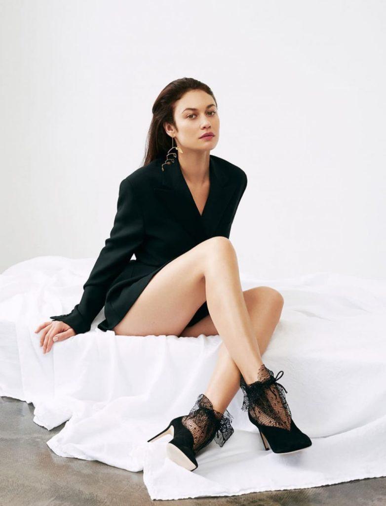 Olga Kurylenko In Undergarment Photos