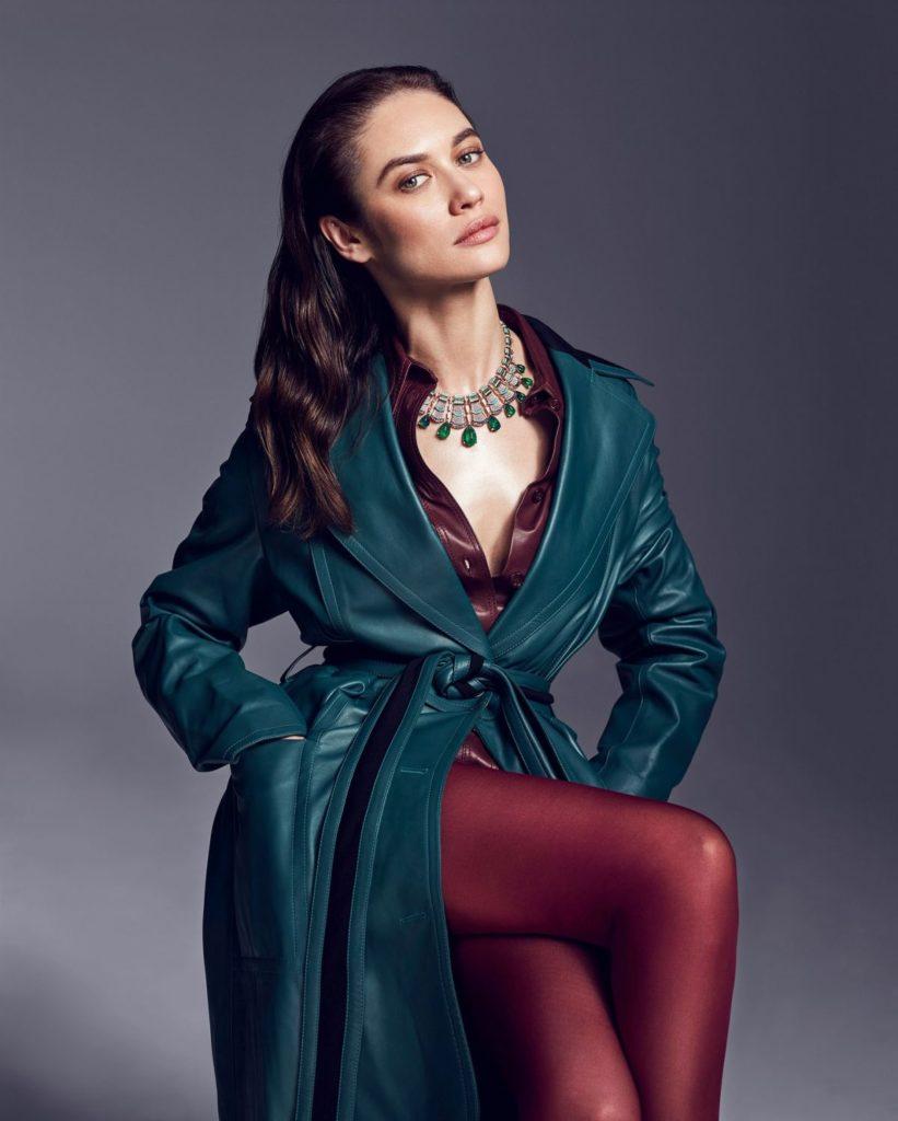 Olga Kurylenko Makeup Wallpapers
