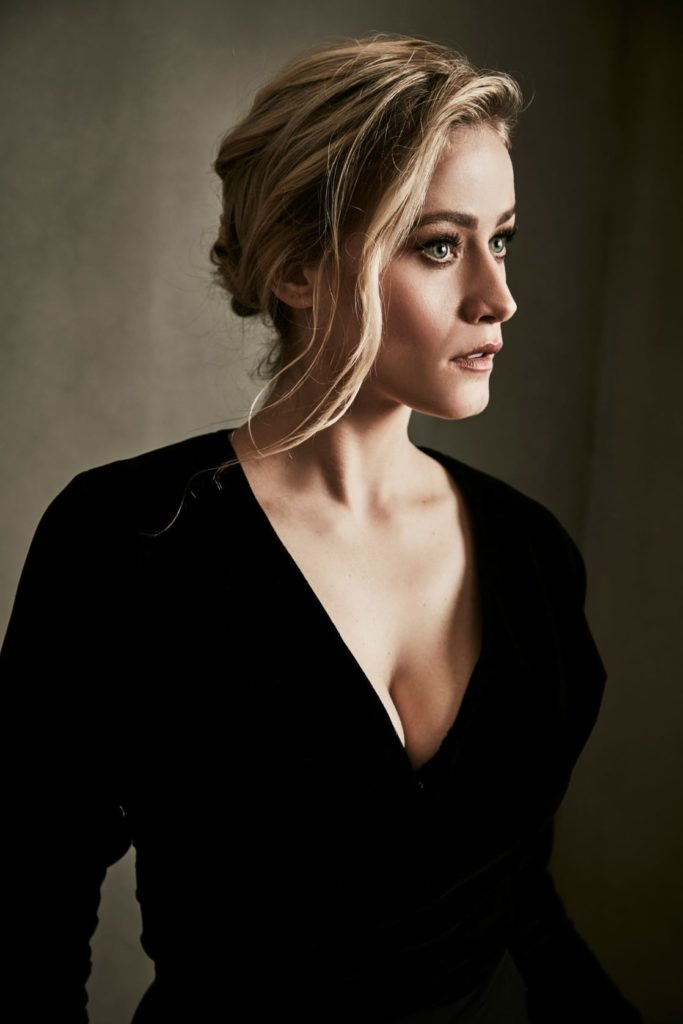 Olivia Dudley Braless Images