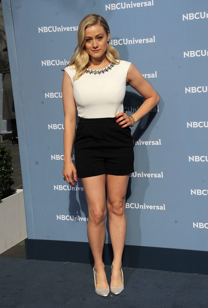 Olivia Dudley In Shorts Images