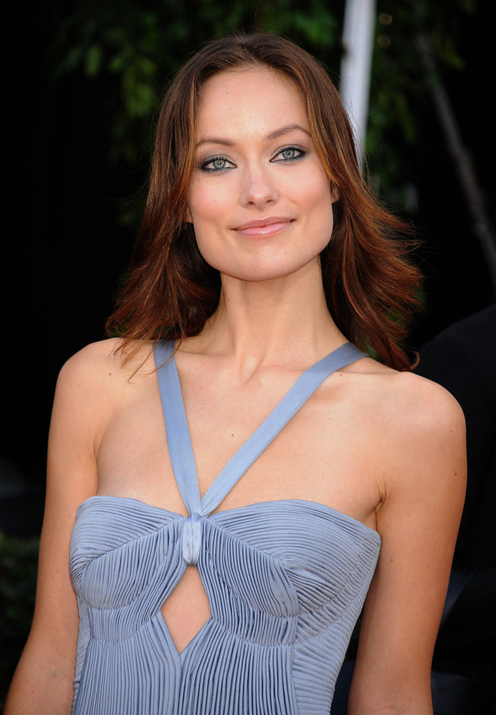Olivia Wilde Braless Pictures