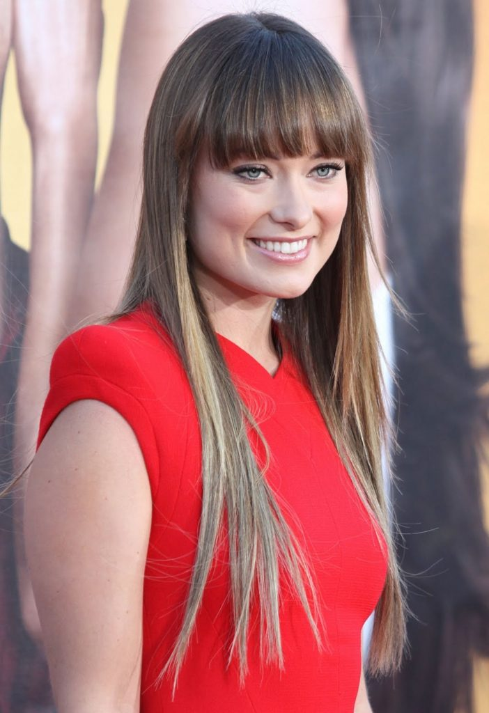 Olivia Wilde Hair Style Pictures