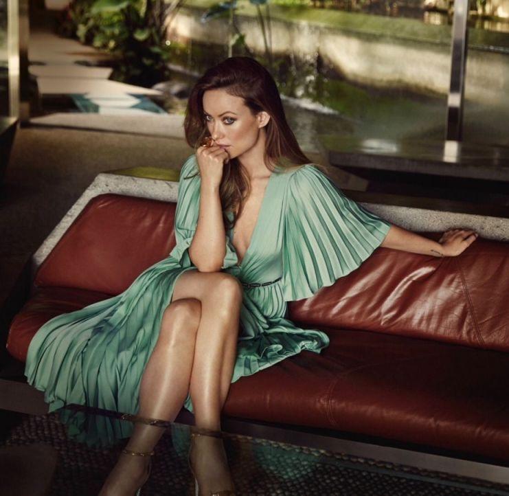 Olivia Wilde Legs Pictures