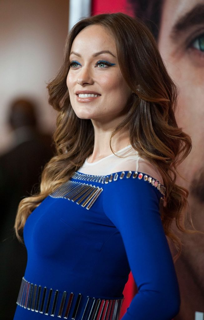 Olivia Wilde Sexy Smile Wallpapers