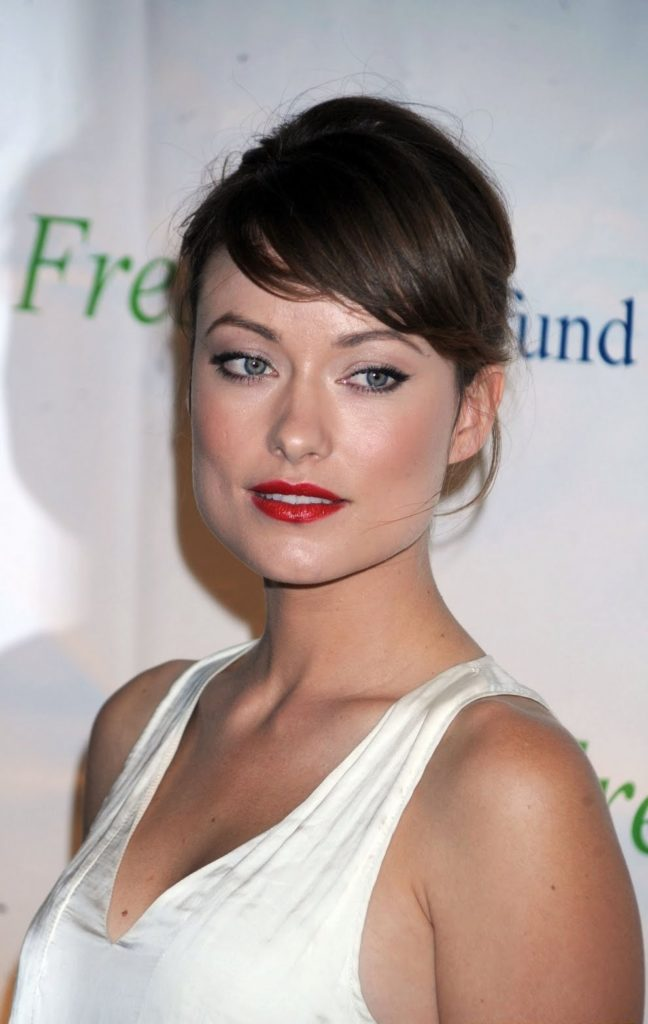 Olivia Wilde Short Hair Wallpapers