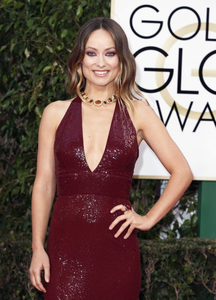 Olivia Wilde Topless images