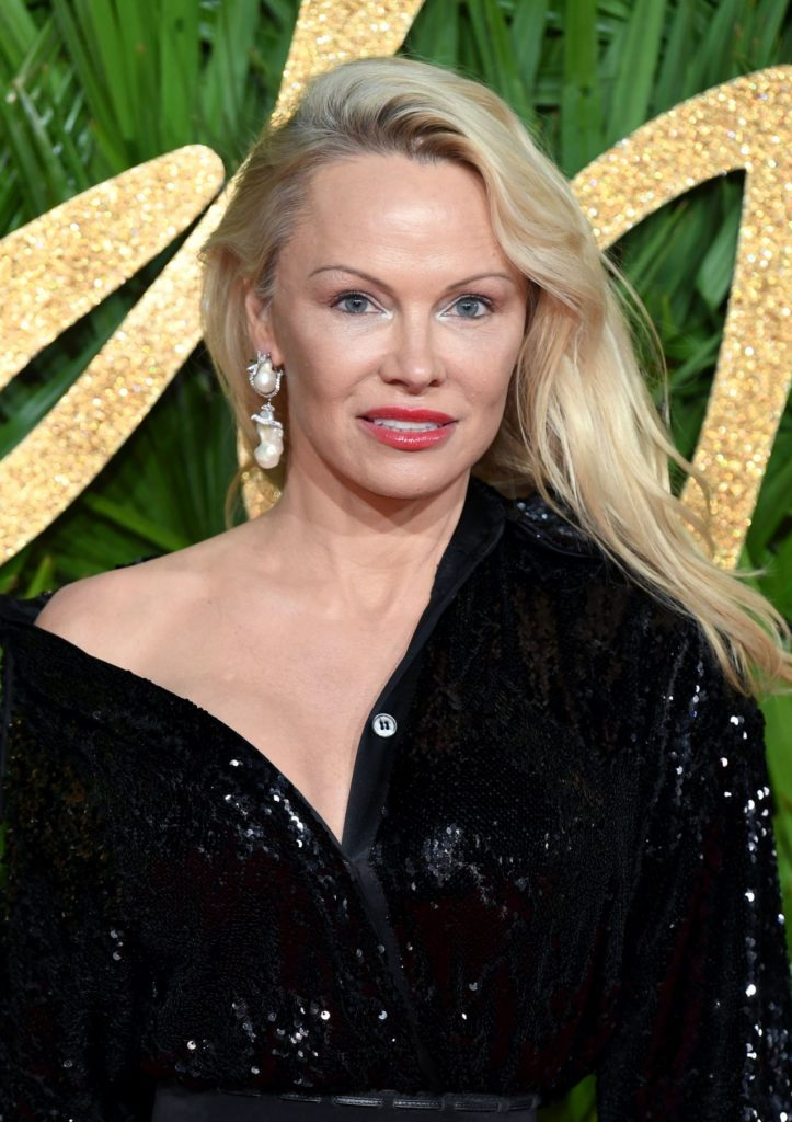 Pamela Anderson At Event Wallpapers