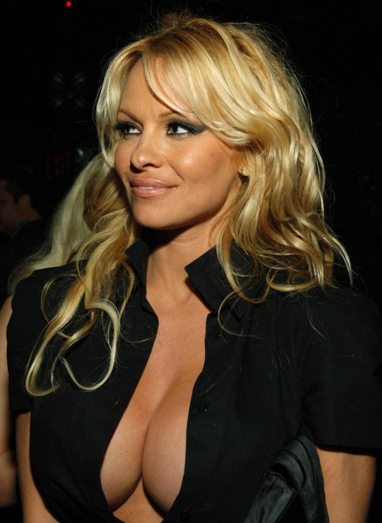Pamela Anderson Boobs HD Pics