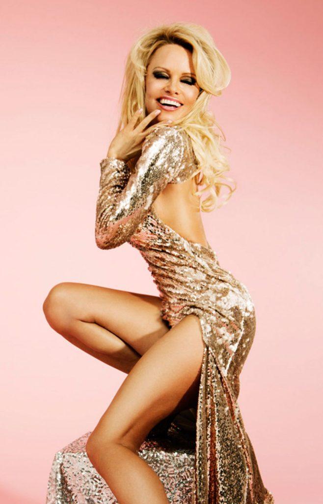 Pamela Anderson Thigh Pics