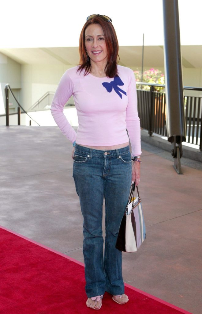 Patricia Heaton In Jeans Photos
