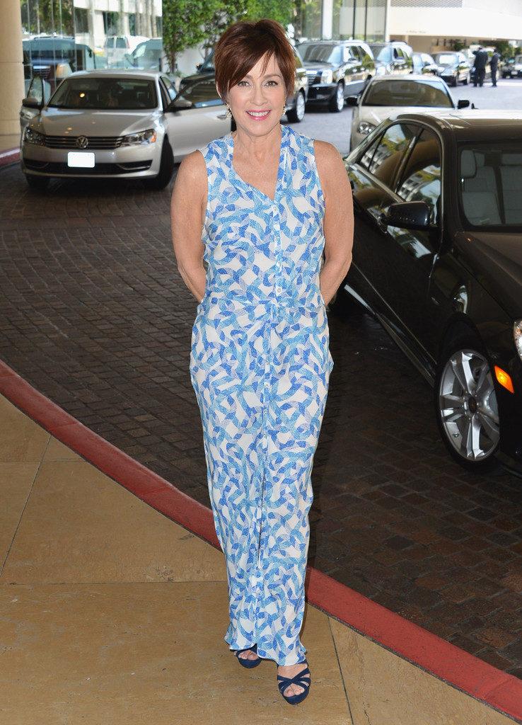 Patricia Heaton In Leggings Pictures