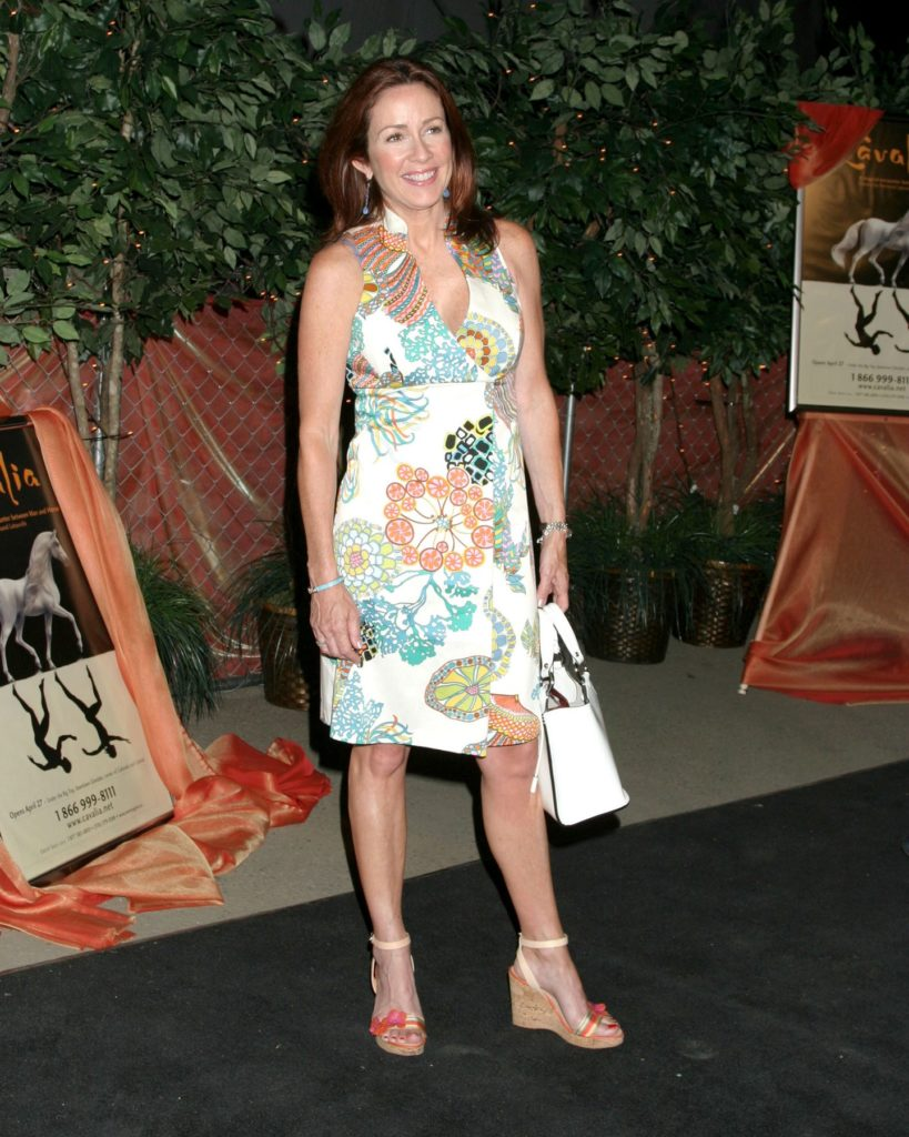 Patricia Heaton In Shorts Images