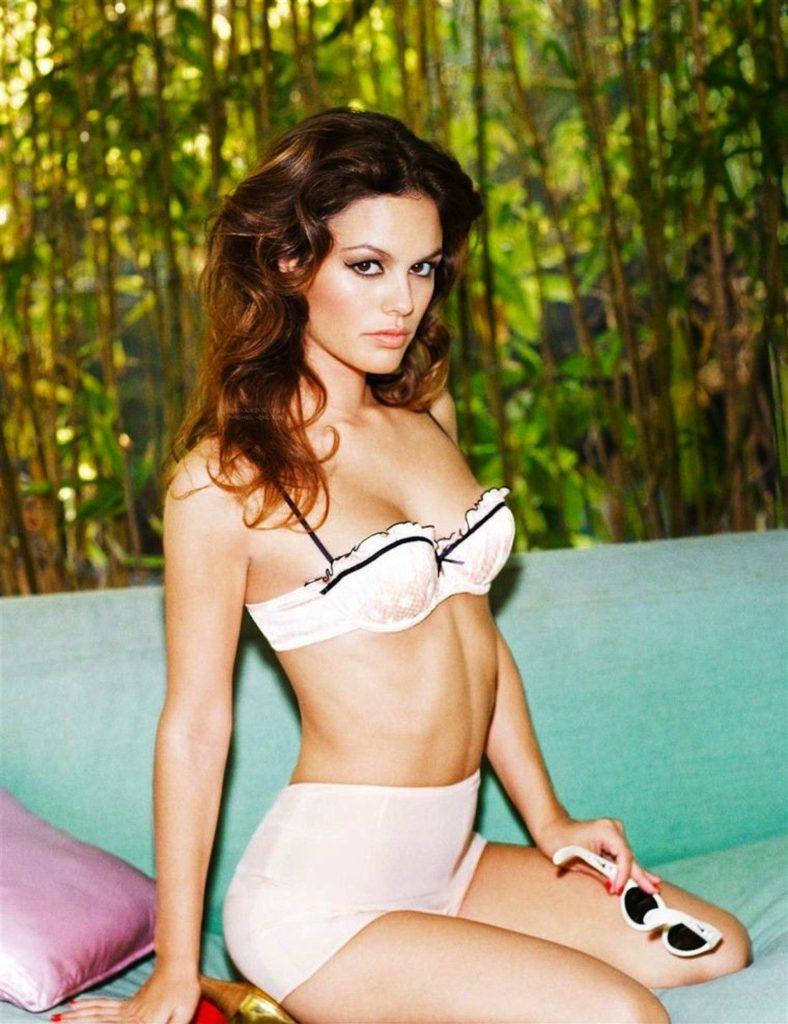 Rachel Bilson In Bra Panty Pics