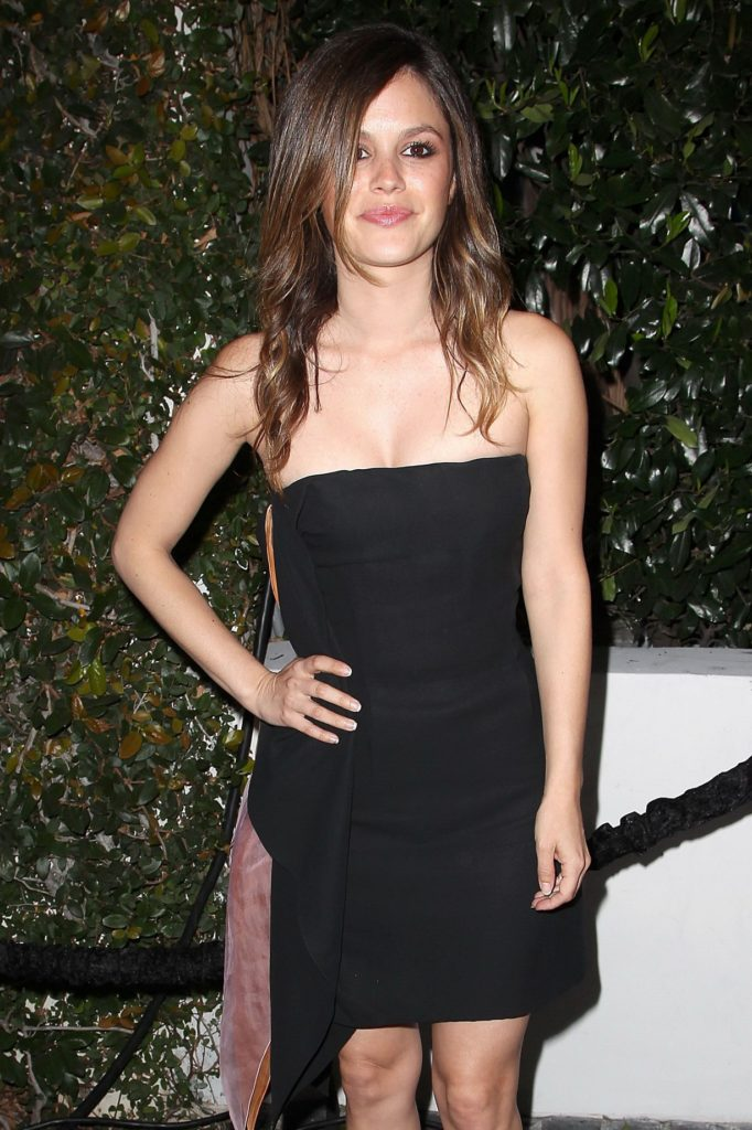Rachel Bilson Topless Pics